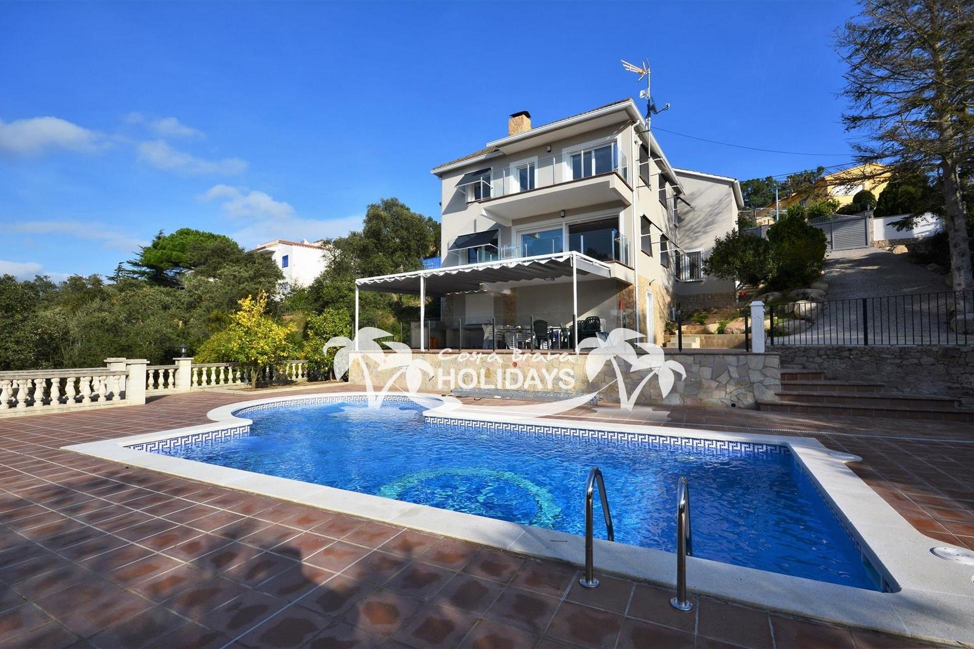 Villa Mimosa van vakantiehuizen spanje (26)