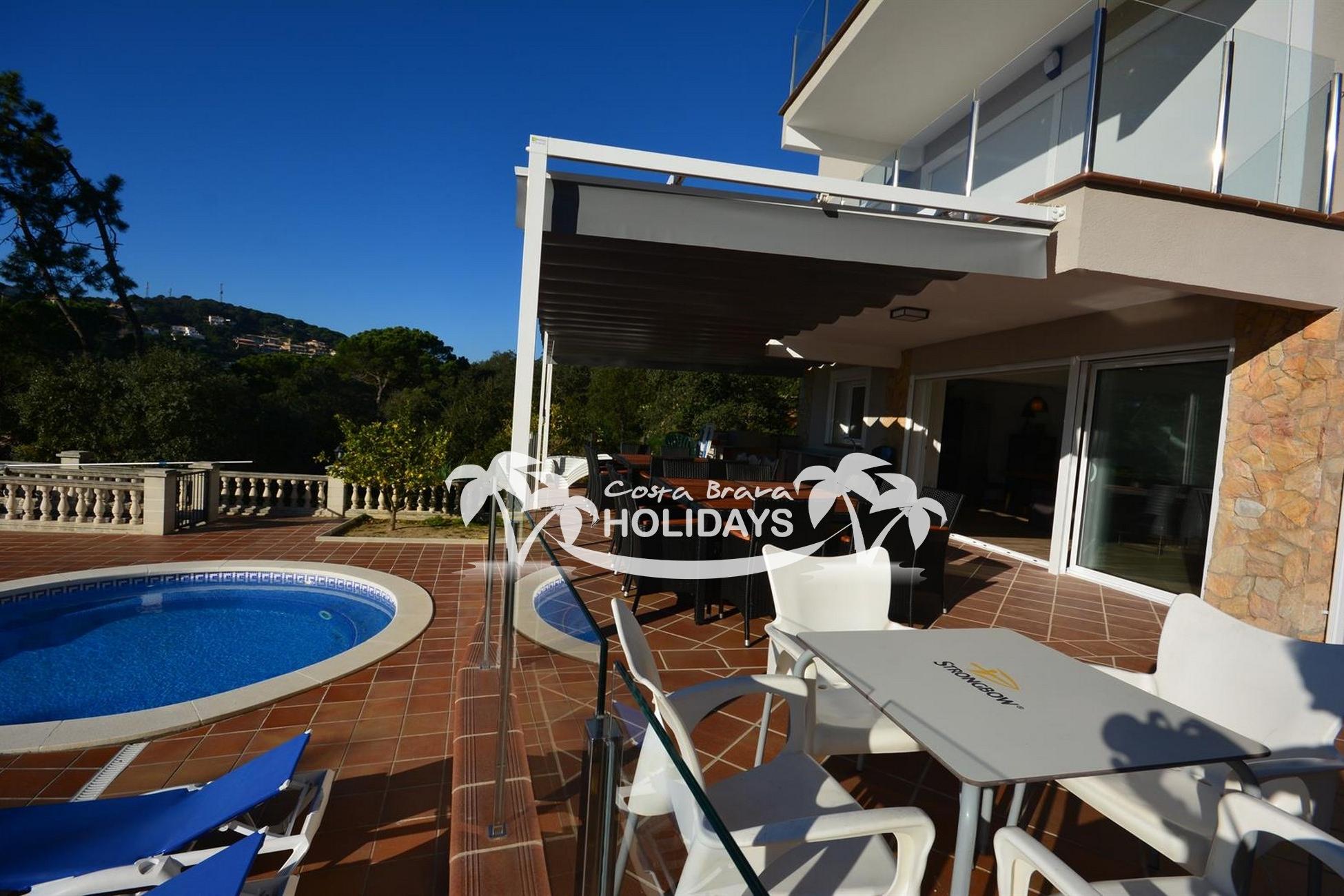 Villa Mimosa van vakantiehuizen spanje (50)