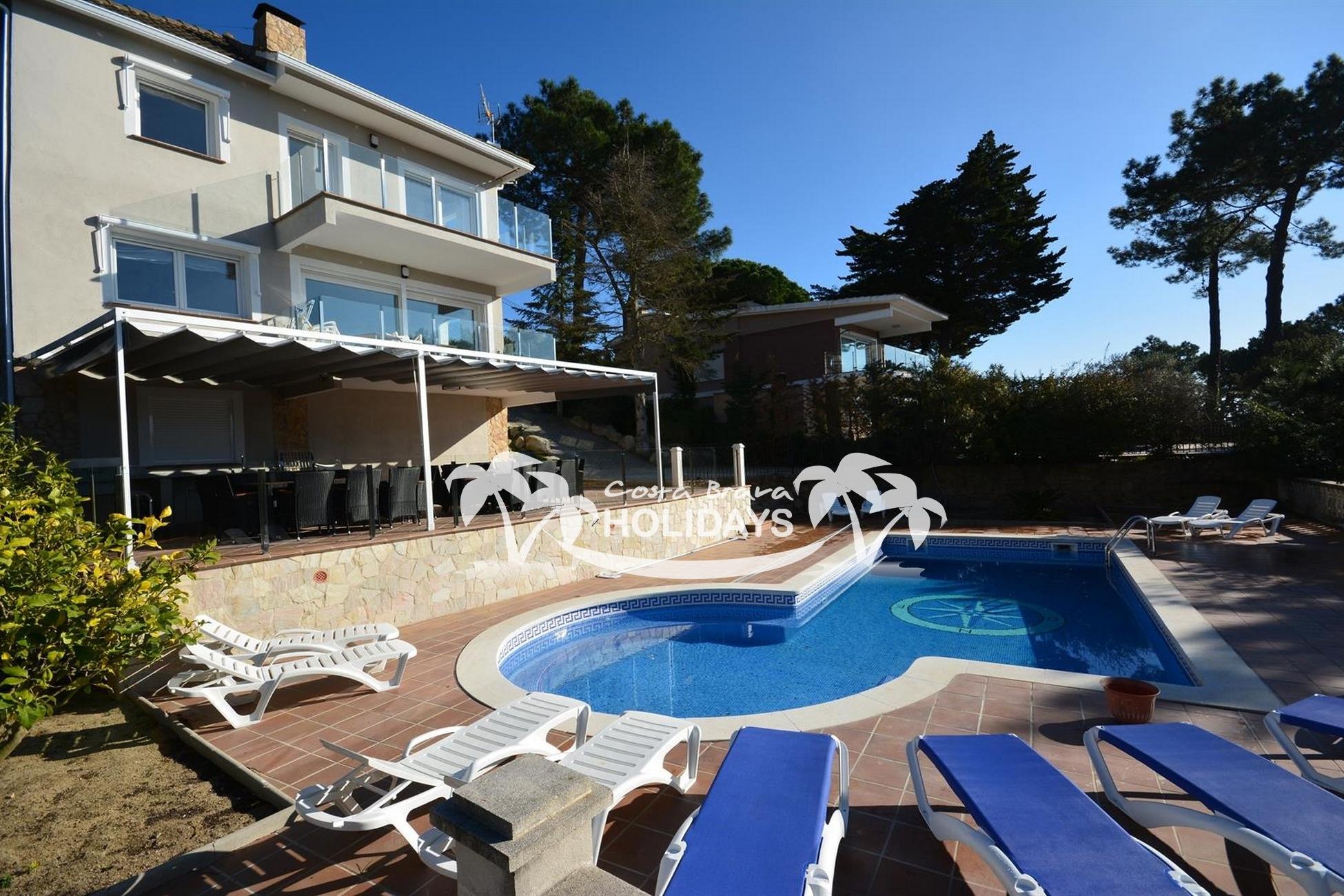 Villa Mimosa van vakantiehuizen spanje (7)